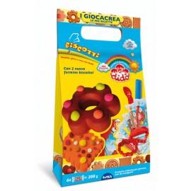 Dido' Giocacrea - Le mie Ricette Biscotti
