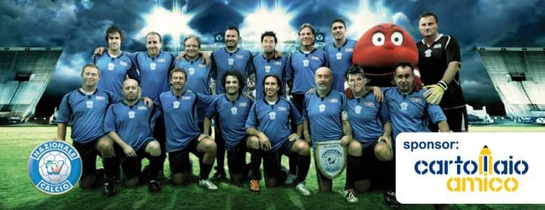 Cartolaio Amico e Nazionale Calcio TV